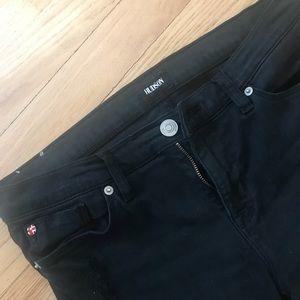 Black Hudson ripped jeans